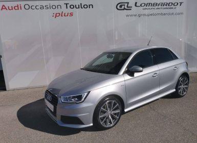 Vente Audi A1 Sportback 1.8 TFSI 192 S tronic S line Occasion