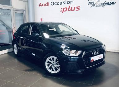 Voiture Audi A1 Sportback 25 TFSI 95 ch BVM5 Design Occasion