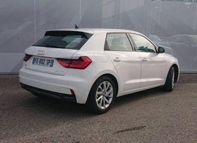Achat Audi A1 Sportback 25 TFSI 95 ch BVM5 Design Occasion