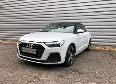 Voiture Audi A1 Sportback 25 TFSI 95ch Advanced Occasion