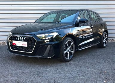 Voiture Audi A1 Sportback 25 TFSI 95ch S line Occasion