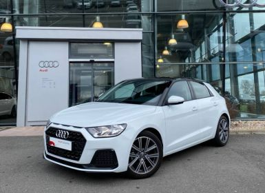 Voiture Audi A1 Sportback 30 TFSI 116 ch BVM6 Design Occasion