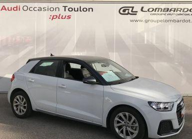 Achat Audi A1 Sportback 30 TFSI 116 ch S tronic 7 Design Occasion
