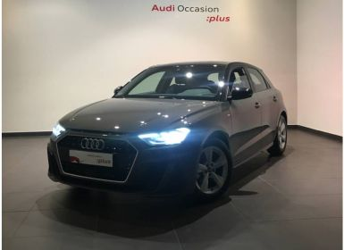 Voiture Audi A1 Sportback 30 TFSI 116 ch S tronic 7 S line Occasion