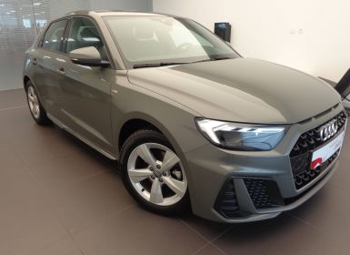 Achat Audi A1 Sportback 30 TFSI 116 ch S tronic 7 S line Occasion