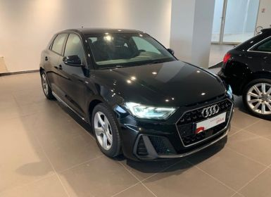 Voiture Audi A1 Sportback 30 TFSI 116ch S line S tronic 7 Occasion