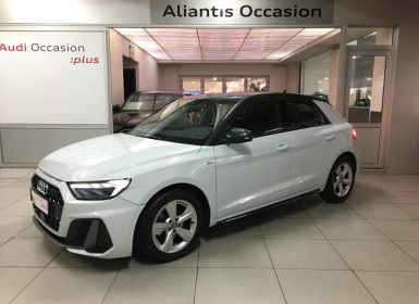 Achat Audi A1 Sportback 30 TFSI 116ch S line S tronic 7 Occasion