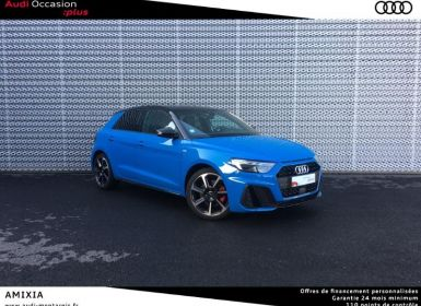 Achat Audi A1 Sportback 30 TFSI 116ch Turbo Blue Edition S tronic 7 Occasion