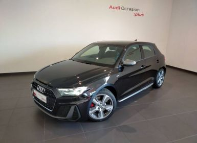 Audi A1 Sportback 40 TFSI 200 ch S tronic 6 S line Occasion