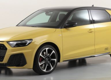 Achat Audi A1 Sportback 40 TFSI 200 CV S-LINE EDITION ONE S-TRONIC Occasion