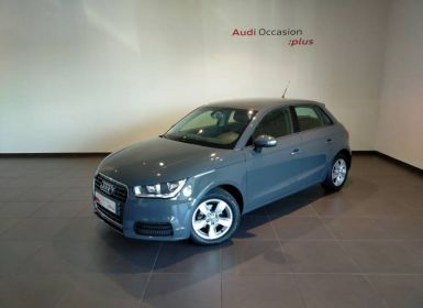 Achat Audi A1 Sportback BUSINESS 1.0 TFSI ultra 95 S tronic 7 Line Occasion