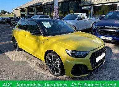 Audi A1 Sportback NOUVELLE 30 TFSI 116 CH BVM5 DESIGN Occasion