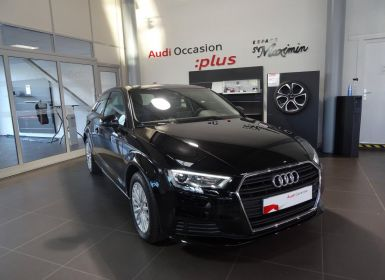 Voiture Audi A3 1.6 TDI 110 Occasion