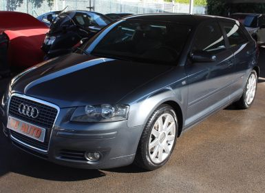Voiture Audi A3 2.0 TDI 140CH DPF S LINE S TRONIC 6 3P Occasion