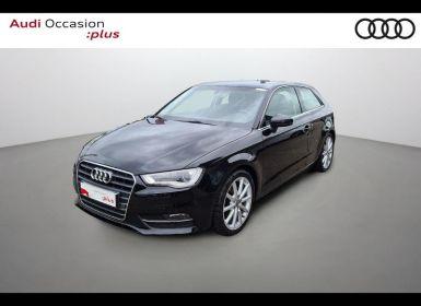 Vente Audi A3 2.0 TDI 150ch FAP Ambition Luxe S tronic 6 Occasion