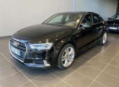 Voiture Audi A3 Berline 1 4 TFSI COD 150 S LINE Occasion