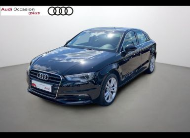 Vente Audi A3 Berline 1.4 TFSI 125ch Advanced Occasion