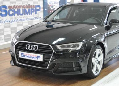 Achat Audi A3 Berline 35 TDI 150ch S-LINE S-TRONIC 1MAIN Occasion