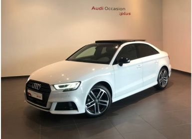 Achat Audi A3 Berline 35 TFSI 150 S tronic 7 S line Plus Occasion