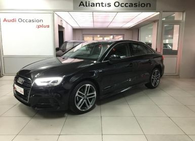 Voiture Audi A3 Berline 35 TFSI 150ch CoD Design luxe S tronic 7 Occasion