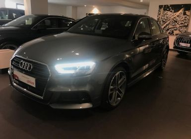 Voiture Audi A3 Berline 35 TFSI 150ch Design luxe S tronic 7 Euro6d-T Occasion