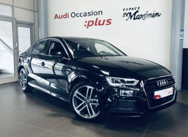 Achat Audi A3 Berline 35 TFSI CoD 150 S tronic 7 Design Luxe Occasion