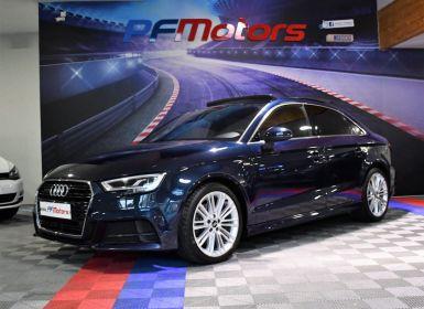 Vente Audi A3 Berline Facelift S-Line 2.0 TDI 184 Quattro S-Tronic GPS TO Bang Olufsen ACC LED Lane Pre Sense JA 18 Occasion