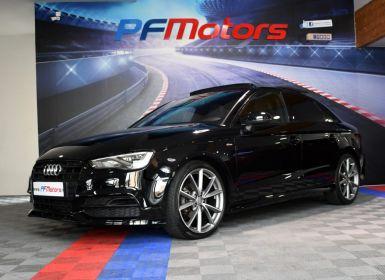 Audi A3 Berline S-Line 2.0 TDI 150 S-Tronic GPS TO Bang Olufsen Matrix Caméra Drive JA 19