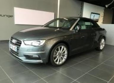 Vente Audi A3 Cabriolet 1 4 TFSI COD ULTRA 150 AMBITION LUXE S TRONIC 7 Occasion