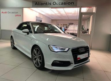 Vente Audi A3 Cabriolet 1.4 TFSI 150ch ultra COD Ambition Luxe S tronic 7 Occasion