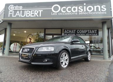 Audi A3 Cabriolet 1.6 TDI 105CH DPF START/STOP AMBITION Occasion