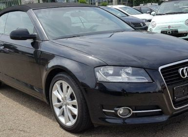 Voiture Audi A3 Cabriolet 1.8 TFSI 160 CV STRONIC (07/2011) Occasion