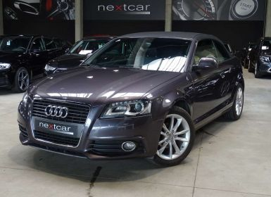 Achat Audi A3 Cabriolet 1.9 TDi S line Occasion