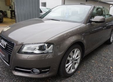 Voiture Audi A3 Cabriolet 2.0 TDI 140 DPF AMBITION LUXE (2013) Occasion