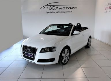Voiture Audi A3 Cabriolet 2.0 TDI 140CH DPF S LINE Occasion