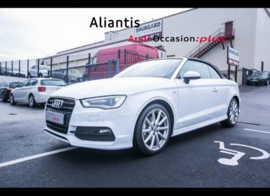 Voiture Audi A3 Cabriolet 2.0 TDI 150ch Ambition Luxe S tronic 6 Occasion