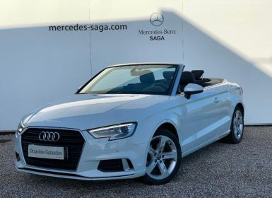 Voiture Audi A3 Cabriolet 2.0 TDI 150ch Sport S tronic 7 Occasion