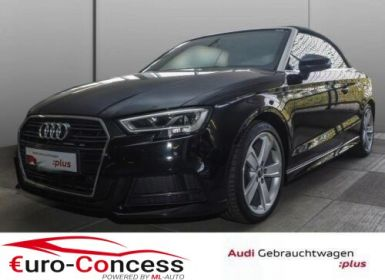 Vente Audi A3 Cabriolet 2.0 TDI S tronic S line Occasion