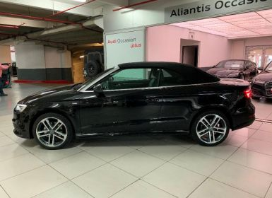 Vente Audi A3 Cabriolet 35 TFSI 150ch Design luxe S tronic 7 Euro6d-T Occasion