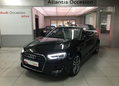 Vente Audi A3 Cabriolet 35 TFSI 150ch Design luxe S tronic 7 Euro6d-T Occasion