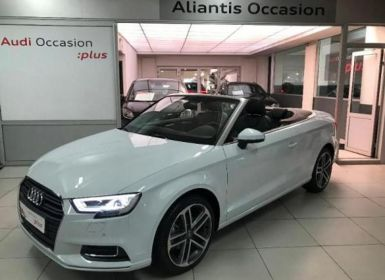 Voiture Audi A3 Cabriolet 35 TFSI 150ch Design luxe S tronic 7 Euro6d-T Occasion