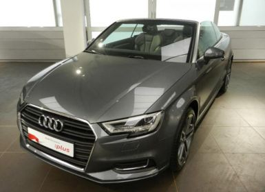 Achat Audi A3 Cabriolet 35 TFSI 150ch Design luxe S tronic 7 Euro6d-T Occasion
