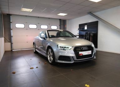 Vente Audi A3 Cabriolet 35 TFSI CoD 150 S tronic 7 Sport Limited Occasion
