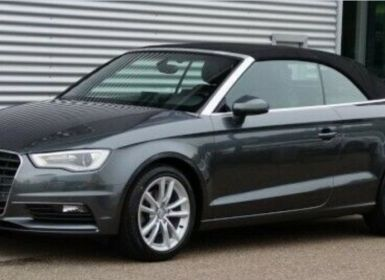 Vente Audi A3 Cabriolet III CABRIOLET 2.0 TDI 150 DPF AMBITION LUXE 12/2014 Occasion