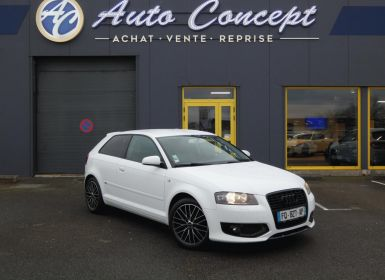 Vente Audi A3 II 1.4 TFSI 125ch Ambition Luxe 3p Occasion