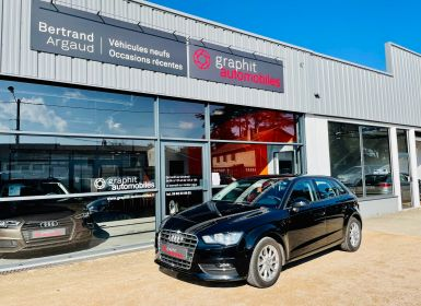 Vente Audi A3 III 1.4 TFSI 125ch Ambiente S tronic 7 Occasion