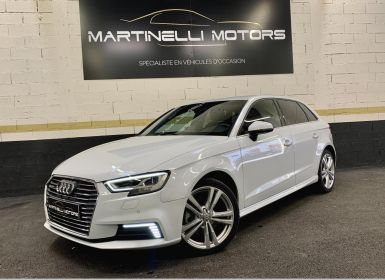 Achat Audi A3 III 1.4 TFSI 204ch e-tron S line S tronic 6 Occasion