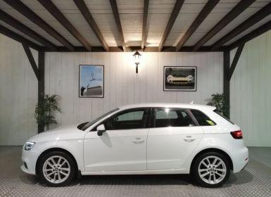 Vente Audi A3 Sportback 1.0 TFSI 115 CV BV6 Occasion