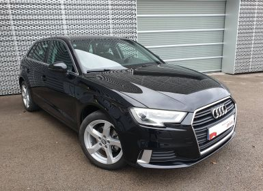 Voiture Audi A3 Sportback 1.0 TFSI 115 S tronic 7 Sport Occasion