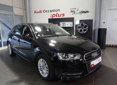 Voiture Audi A3 Sportback 1.4 TFSI 122 Ambiente Occasion
